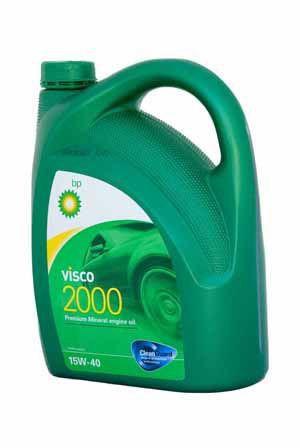 BP Visco 2000 15W/40 4L