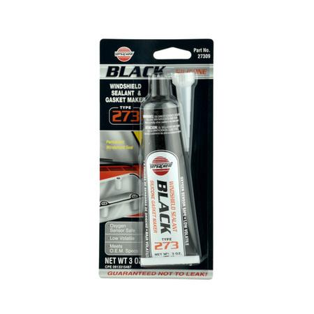 Versachem Black Silikon - czarny silikon 85g