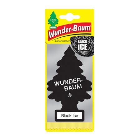 Wunder Baum drzewko zapachowe - Black Classic