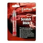 CarPlan Scratch Stick kredka koloryzująca do tuszowania rys Czerwona ciemna