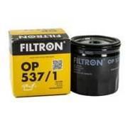 FILTRON filtr oleju OP537/1 - Alfa Romeo 145-6, 156, 166, Fiat Punto II 1,2i 8V 6/99->