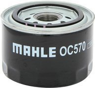 Knecht filtr oleju OC570 - Fiat Ducato 2.3 JTD 02