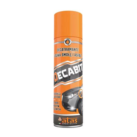 Atas Decabit - preparat do usuwania smoły i asfaltu 250ml