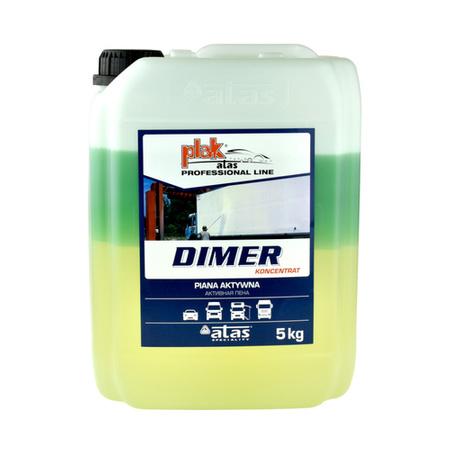 Atas Dimer - dwuskładnikowa piana aktywna do mycia 5kg
