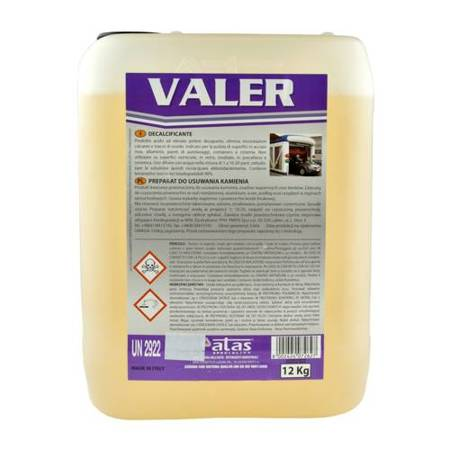 Atas Valer odkamieniacz - usuwa osady wapniowe 12kg