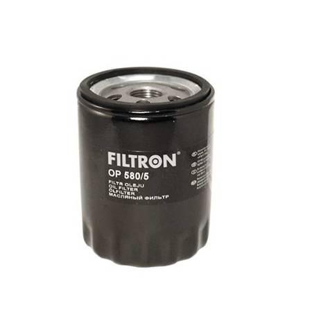 FILTRON filtr oleju OP580/5 - Land Defender 2.5TD 6.98- Discovery 2.5TD 4.99-