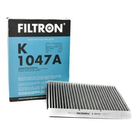 Filtr Kabinowy Filtron K1047A - VW Golf IV (z węglem aktywnym)