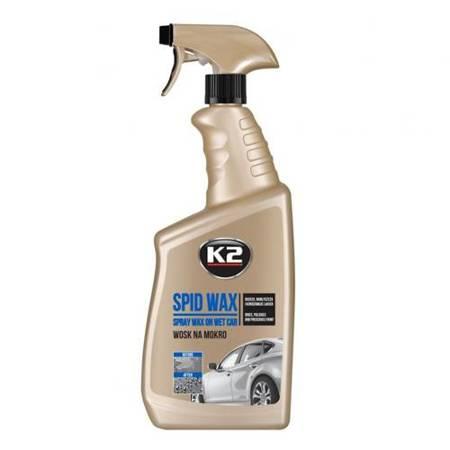K2 Spid Wax osuszający szybki wosk na mokro 770ml