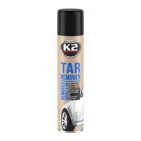 K2 Tar Remover usuwa asfalt i smołę spray 300ml