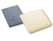 Knecht filtr kabinowy LA119 - Nissan Almera 1.5 N16, 03/00->, Almera 1.8 Tino, 8/00->