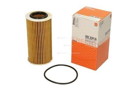 Knecht filtr oleju OX370D - Volvo S40/S60/V50/V70 2,4D5.2,4D 2,5T