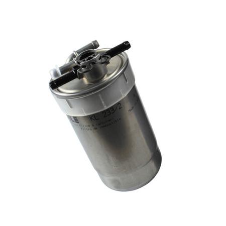 Knecht filtr paliwa KL233/2 - VW, Audi, Seat 1.9 TDI ASZ/AHF/ASV/AJM/AUY 98- z zaworkiem
