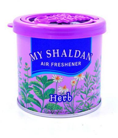 MY SHALDAN - Herb ( ziołowy ) japońskie odświeżacze powietrza w żelu