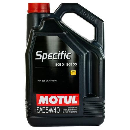 Motul Specific 505.01 502.00   -  5W/40  5l