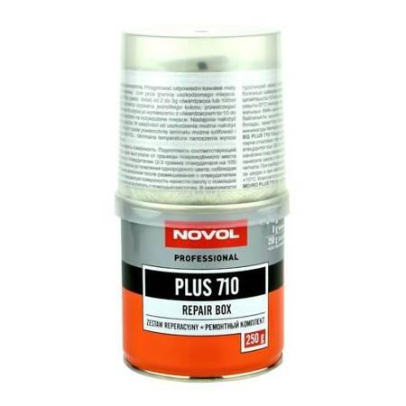Novol zestaw reperacyjny z włóknem szklanym 0,25kg