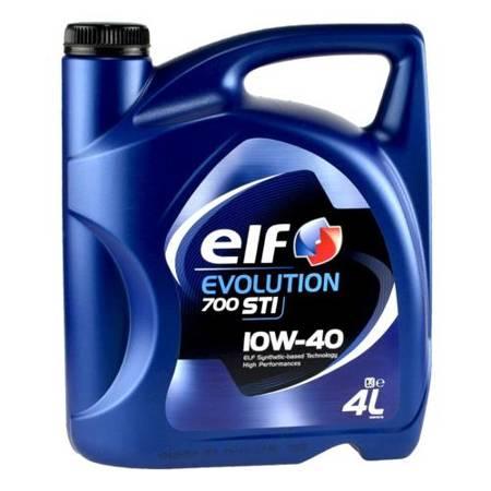 Olej Elf Evolution 700 STI 10W/40 4L