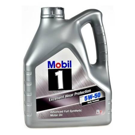 Olej Mobil Peak Life 5W50 4L