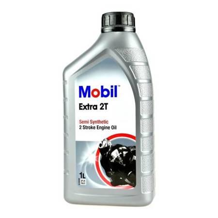 Olej motocyklowy Mobil Extra 2T 1L