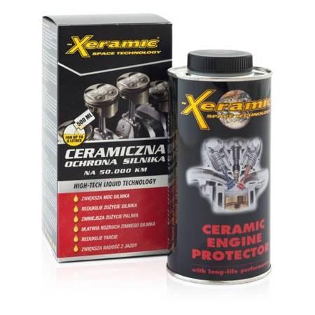 Xeramic ceramiczna ochrona silnika - dodatek do oleju 500ml